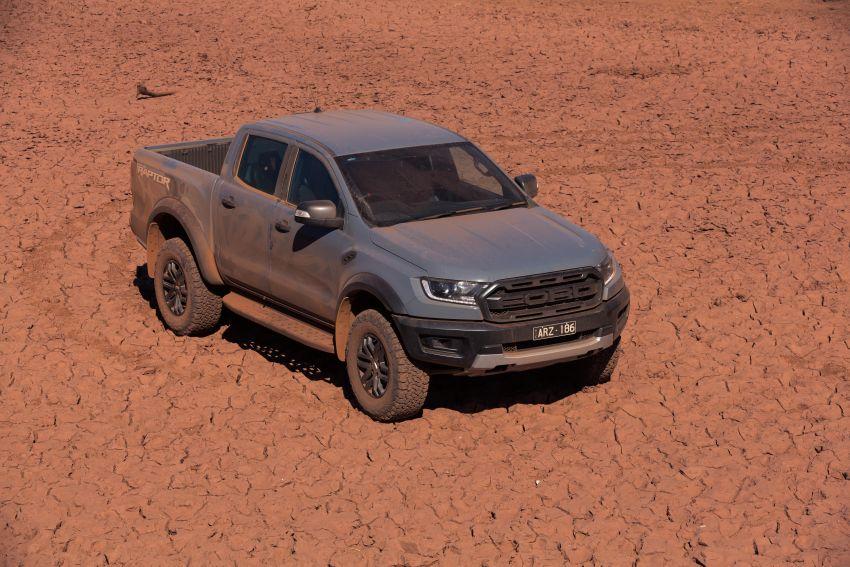 MEGA GALLERY: 2018 Ford Ranger Raptor in Darwin Image #844747