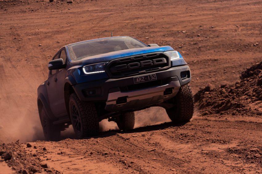 MEGA GALLERY: 2018 Ford Ranger Raptor in Darwin Image #844753