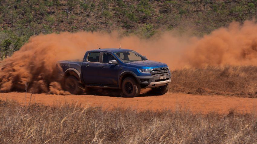 MEGA GALLERY: 2018 Ford Ranger Raptor in Darwin Image #844757