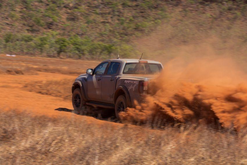 MEGA GALLERY: 2018 Ford Ranger Raptor in Darwin Image #844760