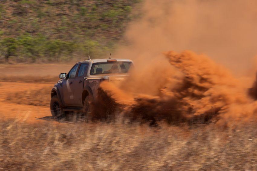 MEGA GALLERY: 2018 Ford Ranger Raptor in Darwin Image #844761