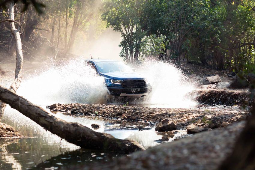 MEGA GALLERY: 2018 Ford Ranger Raptor in Darwin Image #844769