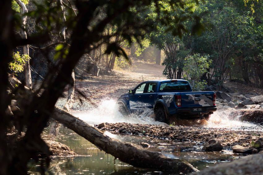 MEGA GALLERY: 2018 Ford Ranger Raptor in Darwin Image #844771