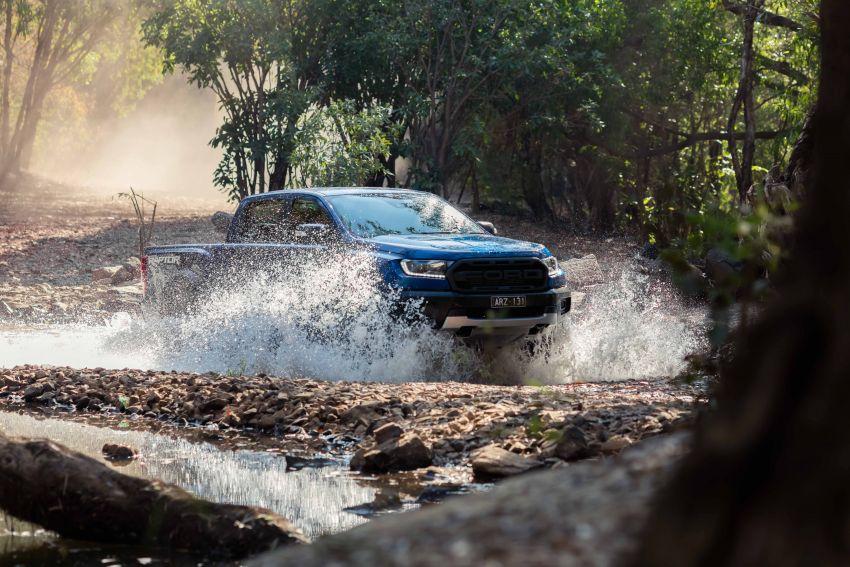 MEGA GALLERY: 2018 Ford Ranger Raptor in Darwin Image #844772