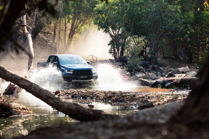 MEGA GALLERY: 2018 Ford Ranger Raptor in Darwin Image #844774
