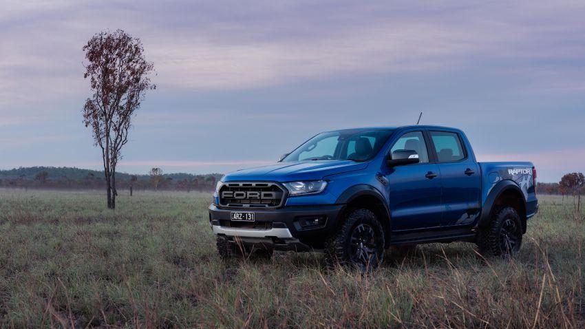 MEGA GALLERY: 2018 Ford Ranger Raptor in Darwin Image #844777