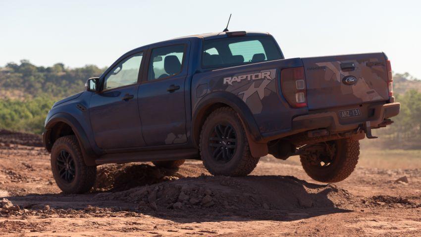 MEGA GALLERY: 2018 Ford Ranger Raptor in Darwin Image #844778