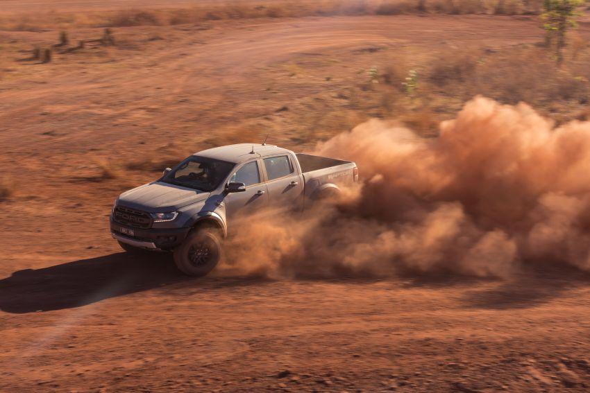 MEGA GALLERY: 2018 Ford Ranger Raptor in Darwin Image #844725