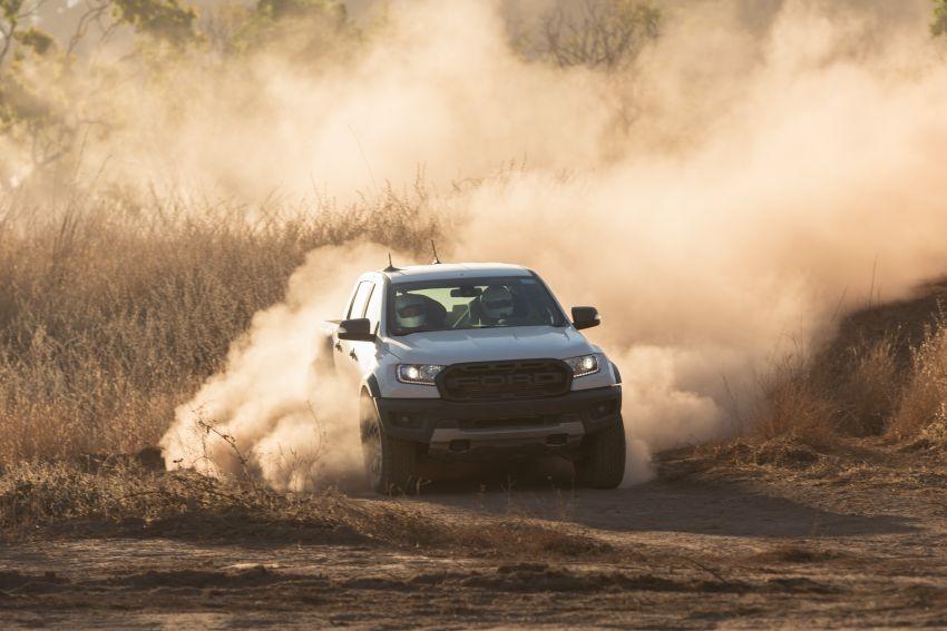 MEGA GALLERY: 2018 Ford Ranger Raptor in Darwin Image #844785