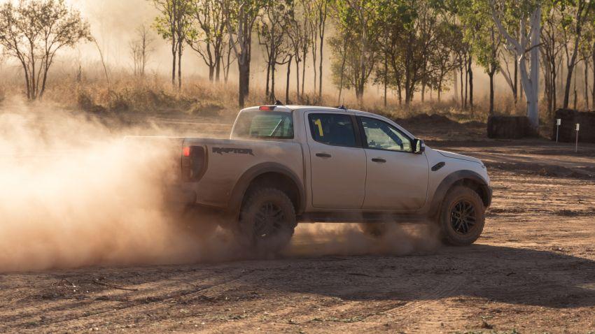 MEGA GALLERY: 2018 Ford Ranger Raptor in Darwin Image #844787