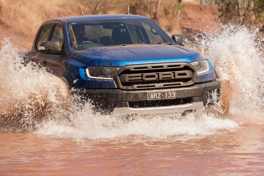 MEGA GALLERY: 2018 Ford Ranger Raptor in Darwin Image #844791