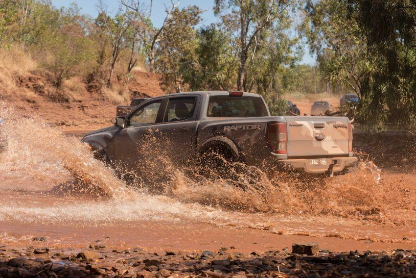 MEGA GALLERY: 2018 Ford Ranger Raptor in Darwin Image #844794