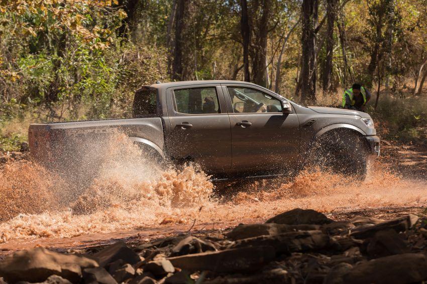 MEGA GALLERY: 2018 Ford Ranger Raptor in Darwin Image #844796