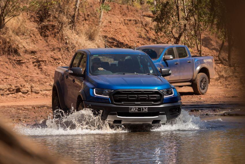 MEGA GALLERY: 2018 Ford Ranger Raptor in Darwin Image #844798
