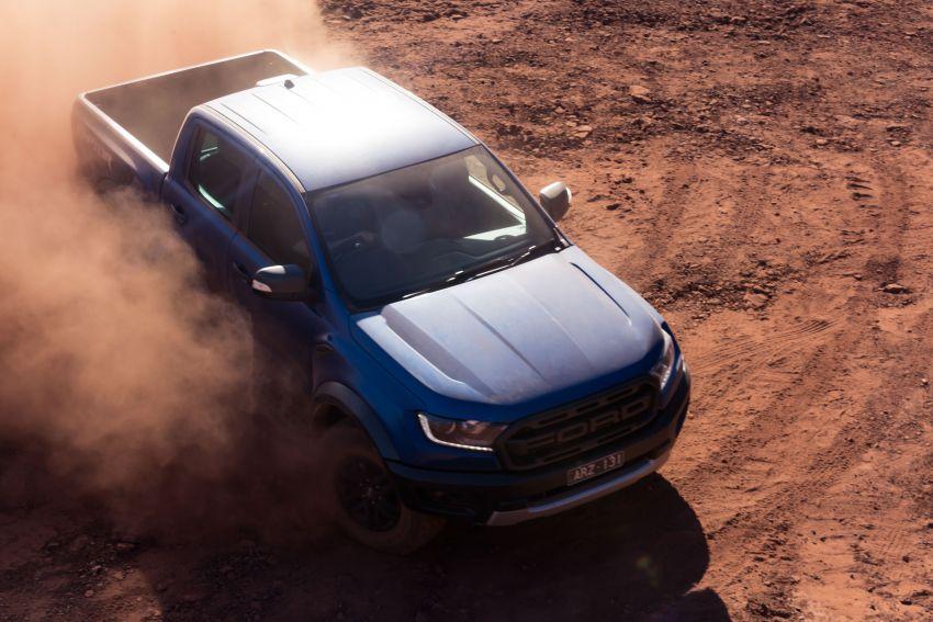 MEGA GALLERY: 2018 Ford Ranger Raptor in Darwin Image #844727