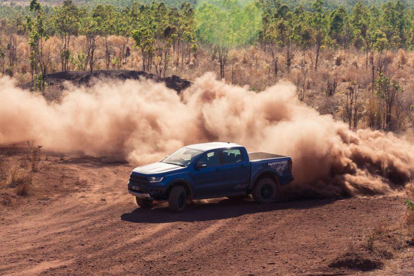 MEGA GALLERY: 2018 Ford Ranger Raptor in Darwin Image #844728