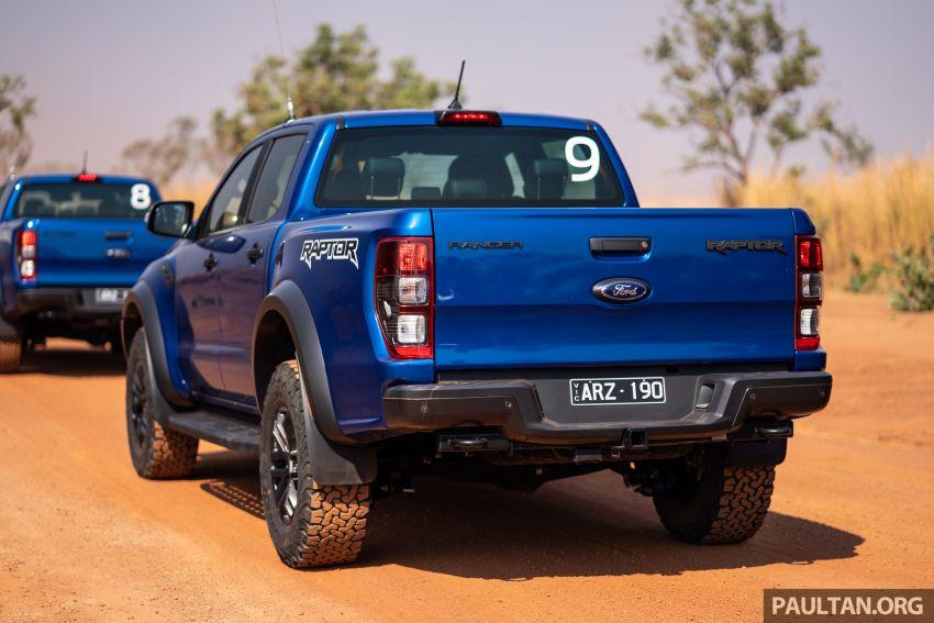 MEGA GALLERY: 2018 Ford Ranger Raptor in Darwin Image #844695