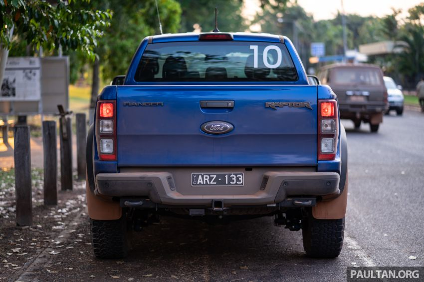 MEGA GALLERY: 2018 Ford Ranger Raptor in Darwin Image #844698