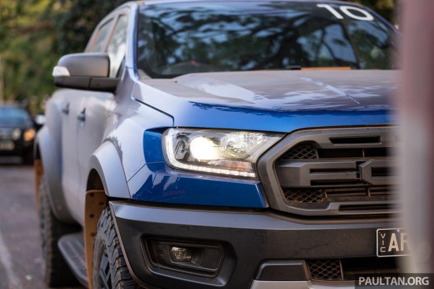 MEGA GALLERY: 2018 Ford Ranger Raptor in Darwin Image #844687