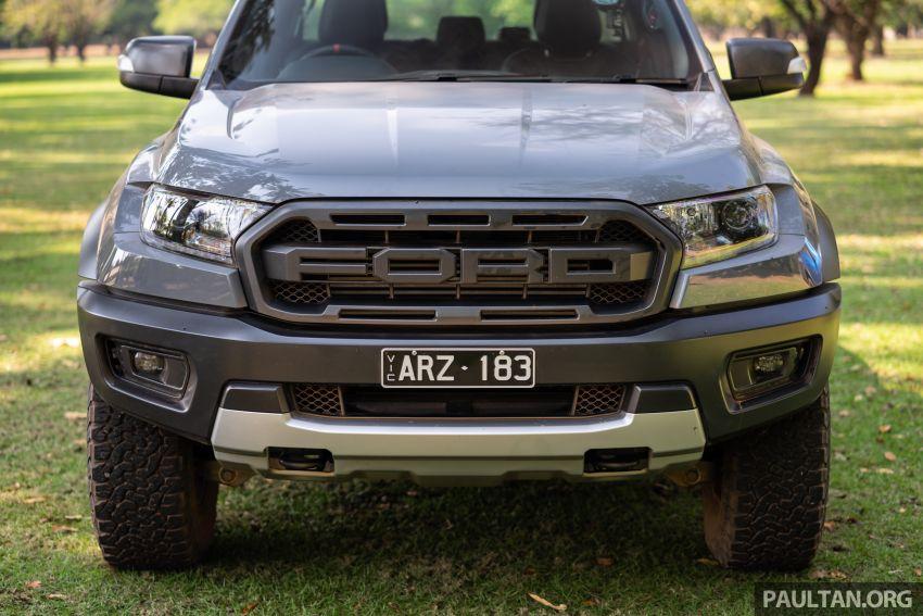 MEGA GALLERY: 2018 Ford Ranger Raptor in Darwin Image #844686