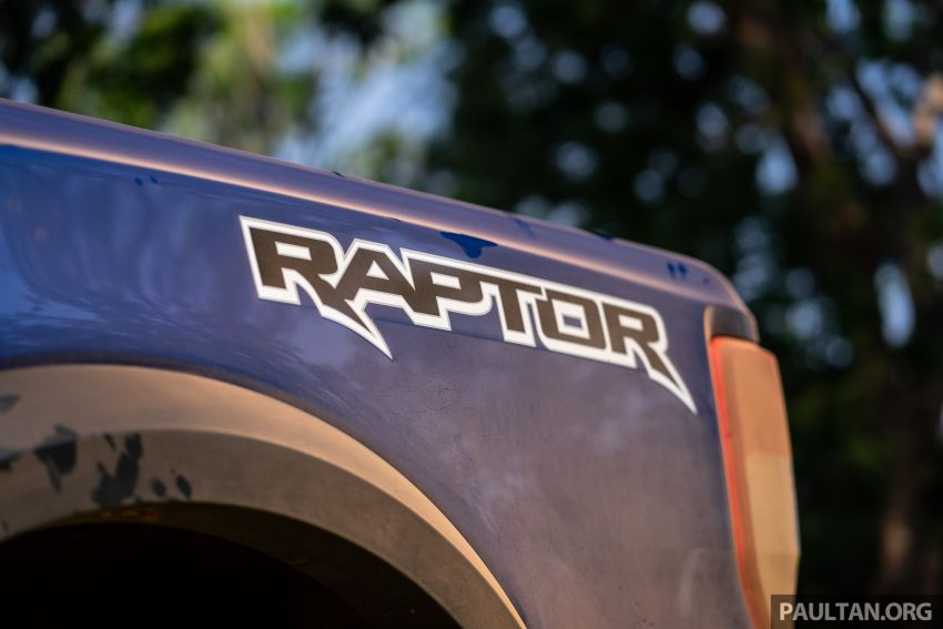 MEGA GALLERY: 2018 Ford Ranger Raptor in Darwin Image #844693