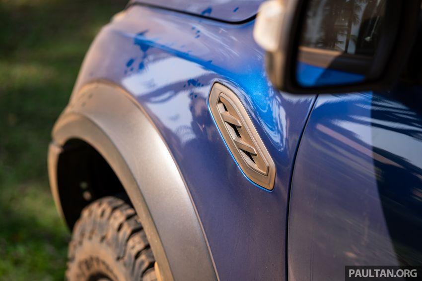 MEGA GALLERY: 2018 Ford Ranger Raptor in Darwin Image #844694