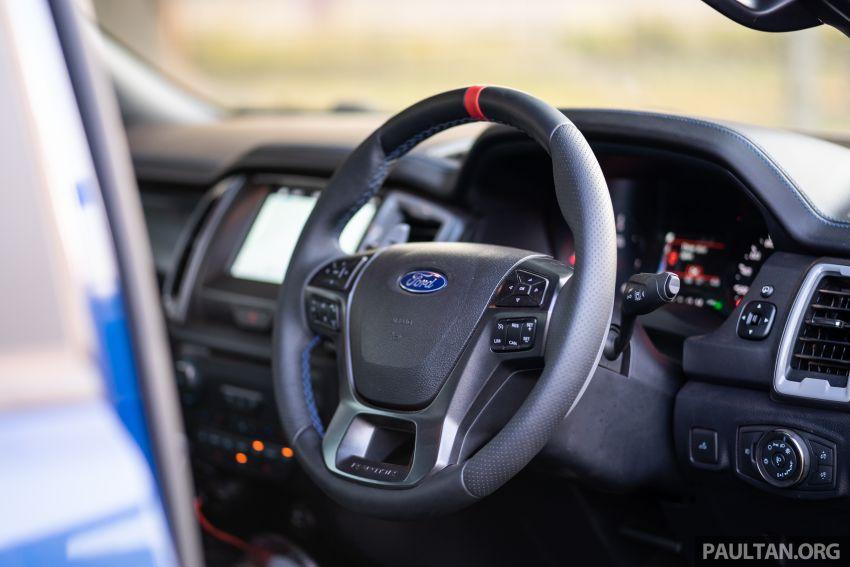 MEGA GALLERY: 2018 Ford Ranger Raptor in Darwin Image #844709