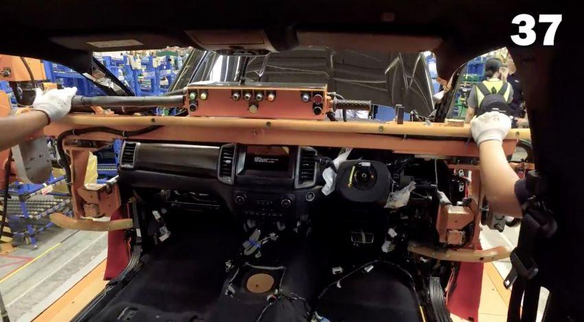 2018 Ford Ranger Raptor – Thai production kicks off Image #835526