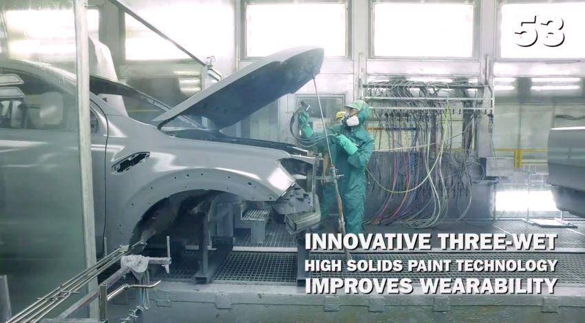 2018 Ford Ranger Raptor – Thai production kicks off Image #835523