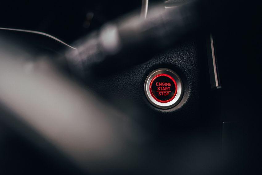 Honda CR-V di Eropah dapat pilihan tujuh tempat duduk, transmisi manual bagi padanan enjin 1.5L turbo Image #840281