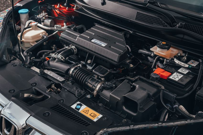 Honda CR-V for Europe – 1.5 litre VTEC Turbo, 7 seats Image #840132