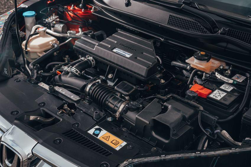 Honda CR-V di Eropah dapat pilihan tujuh tempat duduk, transmisi manual bagi padanan enjin 1.5L turbo Image #840292