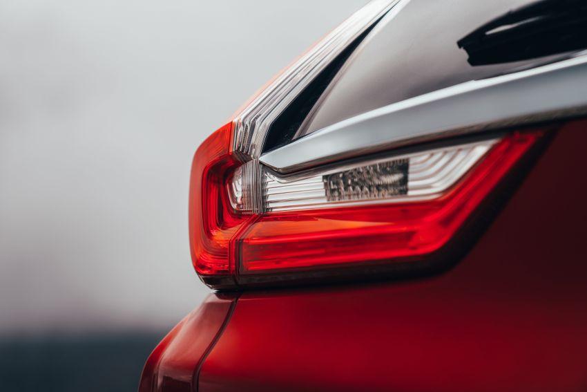 Honda CR-V for Europe – 1.5 litre VTEC Turbo, 7 seats Image #840145