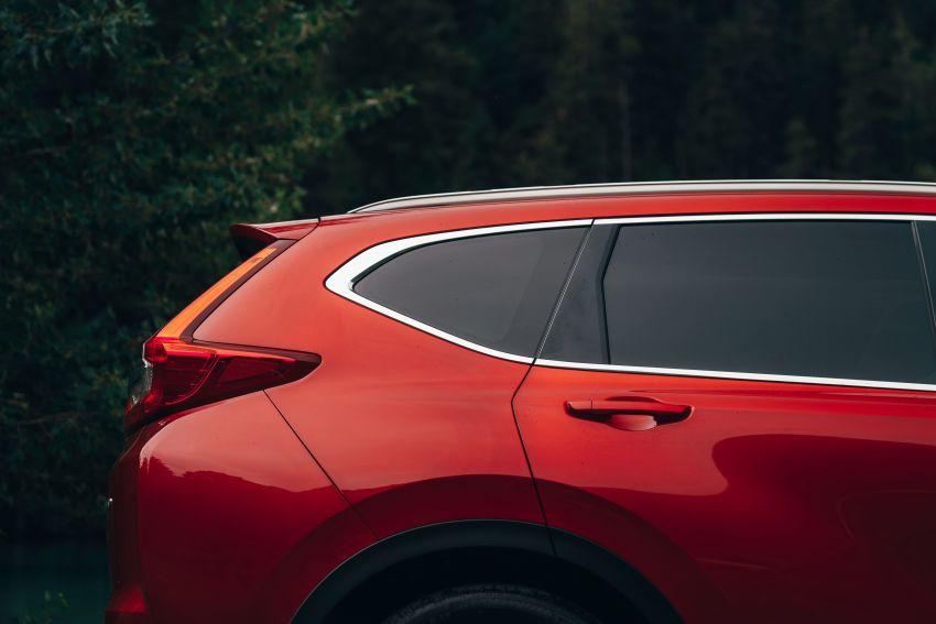 Honda CR-V di Eropah dapat pilihan tujuh tempat duduk, transmisi manual bagi padanan enjin 1.5L turbo Image #840306
