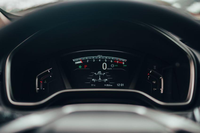 Honda CR-V di Eropah dapat pilihan tujuh tempat duduk, transmisi manual bagi padanan enjin 1.5L turbo Image #840307