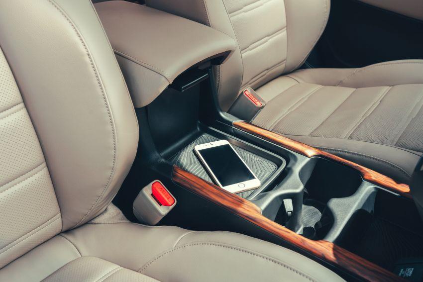 Honda CR-V for Europe – 1.5 litre VTEC Turbo, 7 seats Image #840158