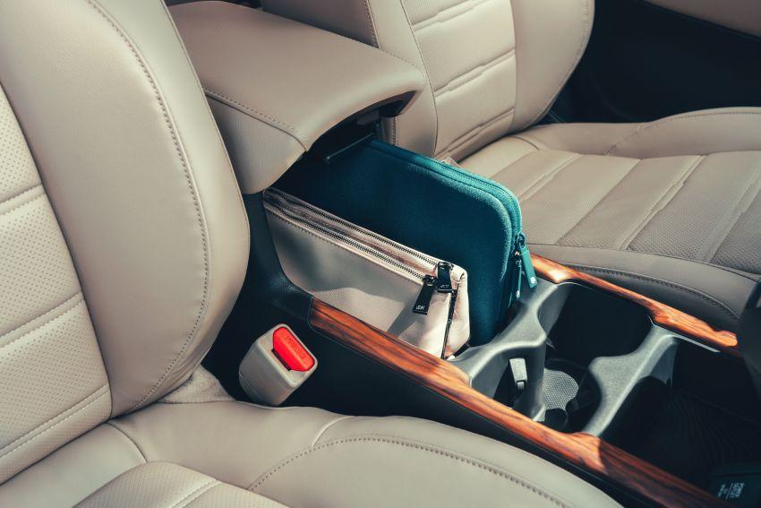 Honda CR-V for Europe – 1.5 litre VTEC Turbo, 7 seats Image #840160