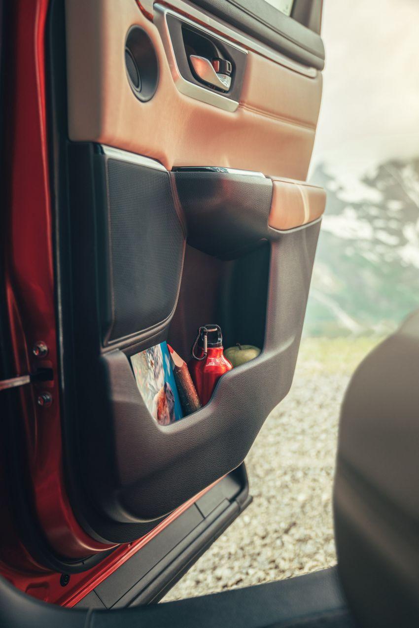 Honda CR-V di Eropah dapat pilihan tujuh tempat duduk, transmisi manual bagi padanan enjin 1.5L turbo Image #840318