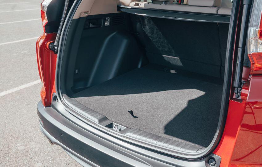 Honda CR-V di Eropah dapat pilihan tujuh tempat duduk, transmisi manual bagi padanan enjin 1.5L turbo Image #840322