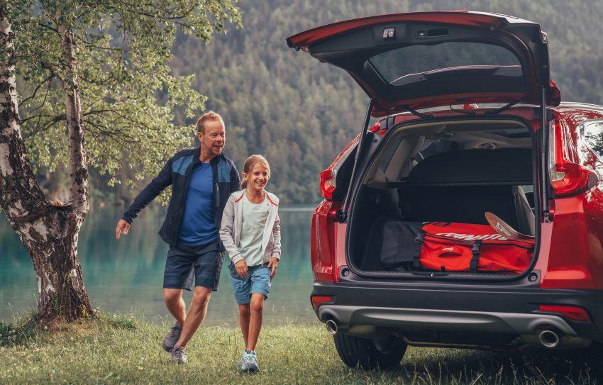 Honda CR-V di Eropah dapat pilihan tujuh tempat duduk, transmisi manual bagi padanan enjin 1.5L turbo Image #840273