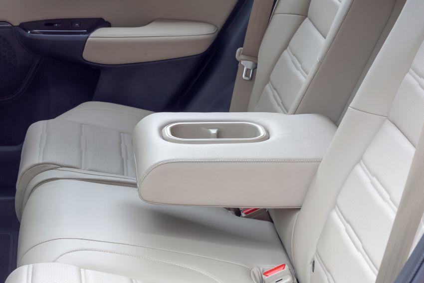 Honda CR-V di Eropah dapat pilihan tujuh tempat duduk, transmisi manual bagi padanan enjin 1.5L turbo Image #840331