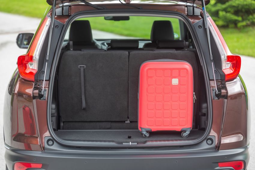 Honda CR-V di Eropah dapat pilihan tujuh tempat duduk, transmisi manual bagi padanan enjin 1.5L turbo Image #840333