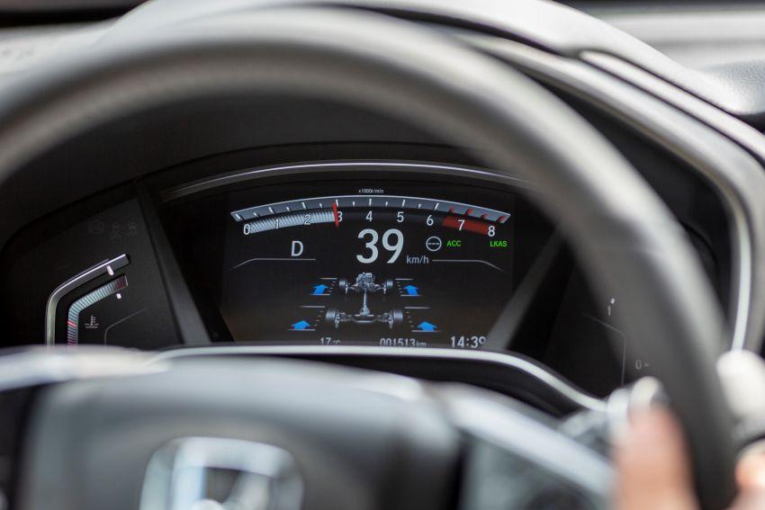 Honda CR-V di Eropah dapat pilihan tujuh tempat duduk, transmisi manual bagi padanan enjin 1.5L turbo Image #840340
