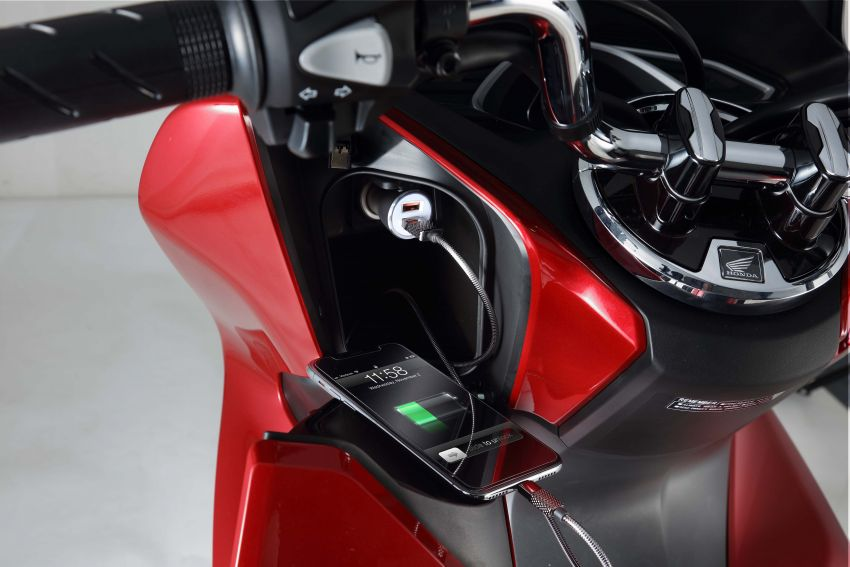 2018 Honda PCX150 scooter in Malaysia – RM10,999 Image #838376