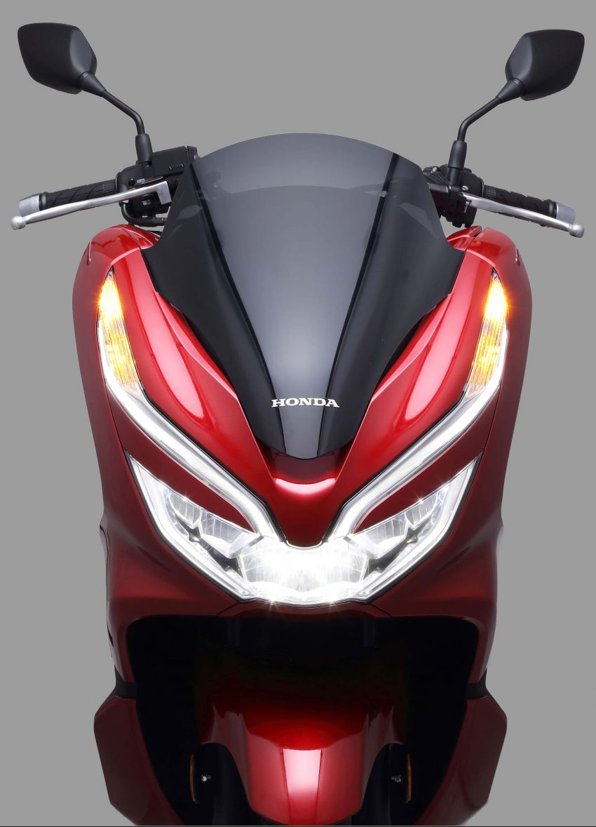 2018 Honda PCX150 scooter in Malaysia – RM10,999 Image #838377