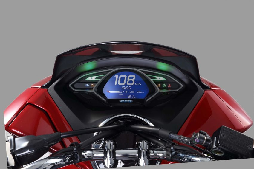 2018 Honda PCX150 scooter in Malaysia – RM10,999 Image #838378