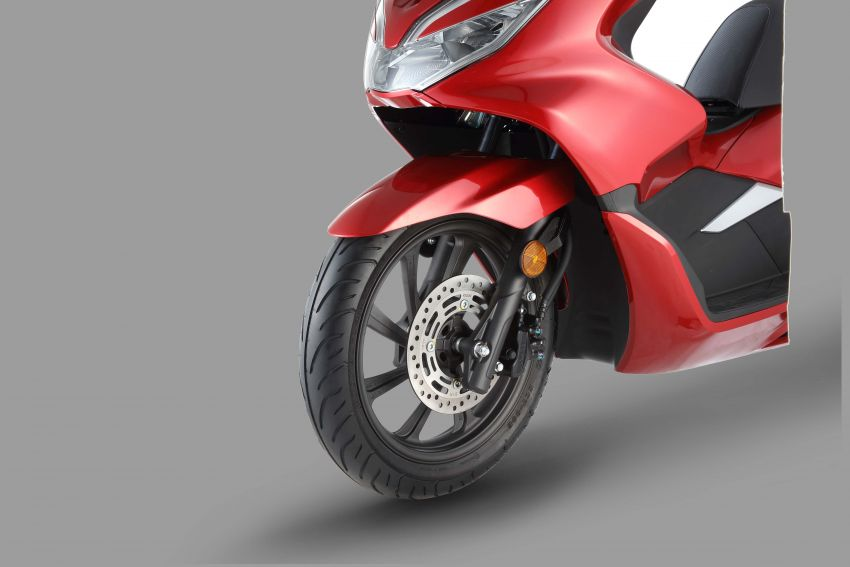 2018 Honda PCX150 scooter in Malaysia – RM10,999 Image #838382