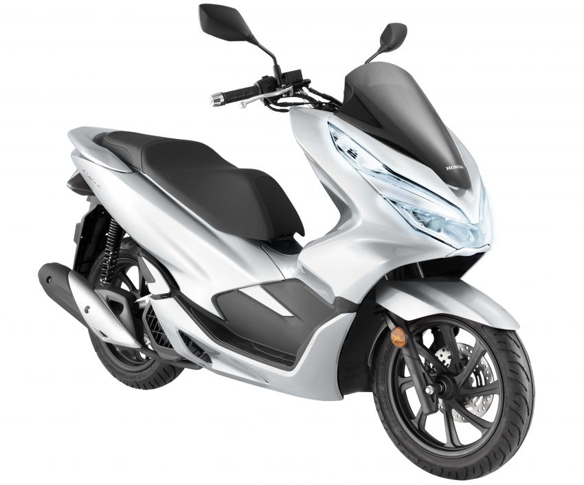 2018 Honda PCX150 scooter in Malaysia – RM10,999 Image #838388