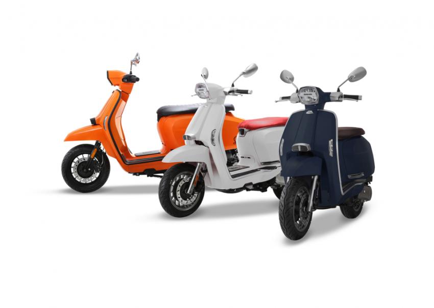 Lambretta – Italian scooter brand coming to Malaysia? Image #834905