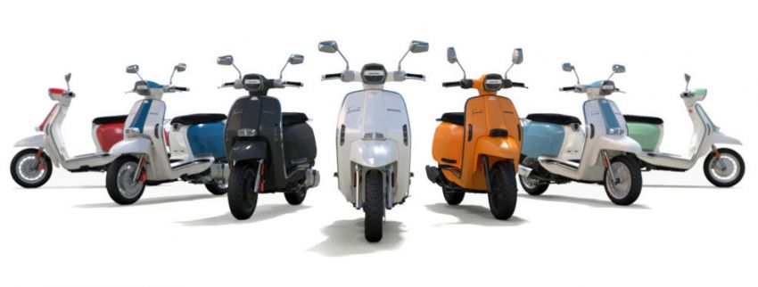 Lambretta – Italian scooter brand coming to Malaysia? Image #834906
